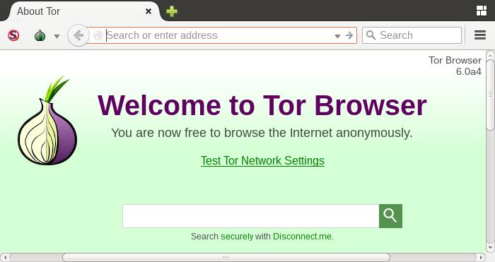 Tor dark web